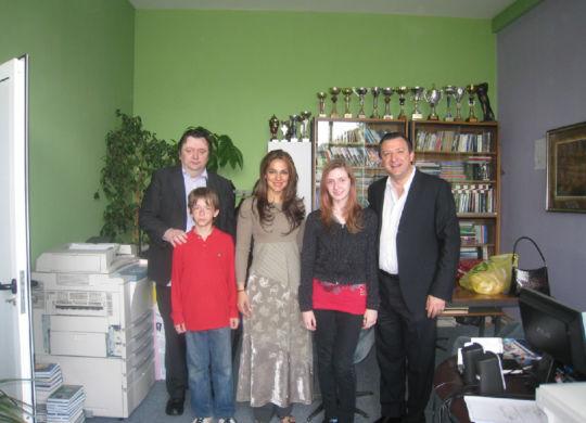 Scholarships - Gdja Sevala Karaikovic