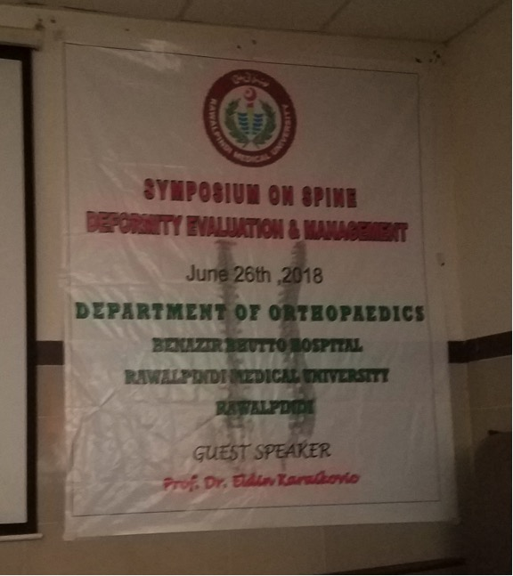 Symposium on Evaluation and Management of Spine Deformity