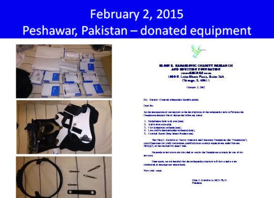 Pakistan - February 2015