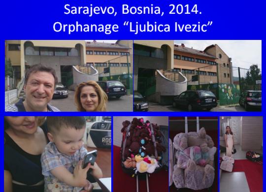 Sarajevo - Ljubica Ivezic